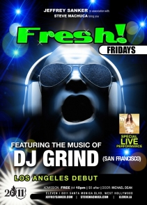 Fresh Fridays_093011