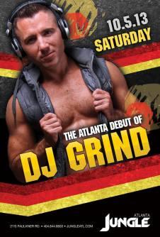 DJ GRIND - Atlanta