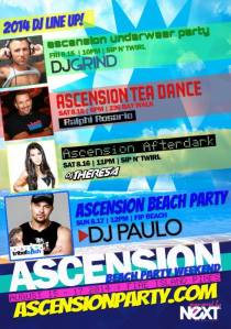 Ascension Final Flyer