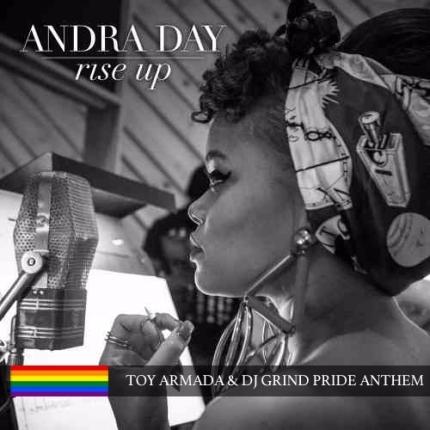 Andra Day Cover-PRIDE