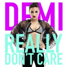 Demi_Lovato_Really_Don't_Care_(Official_Single_Cover)